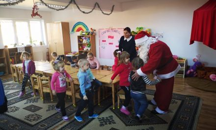 Comunicat de presă: Moș Nicolae i-a vizitat pe micuții din Prundu Bîrgăului