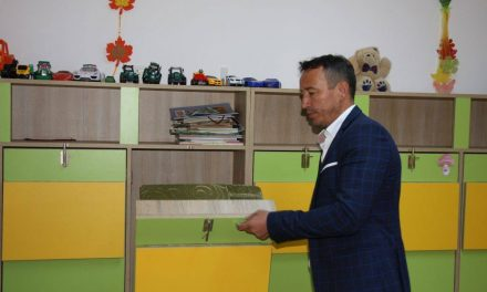 Informare de presă: Elevii și preșcolarii din Prundu Bîrgăului încep școala în cele mai bune condiții!