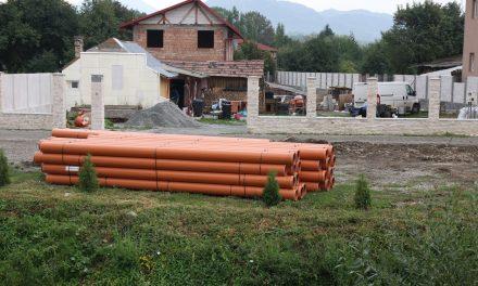 Informare de presă: Încep lucrările la rețeaua de apă și canal!