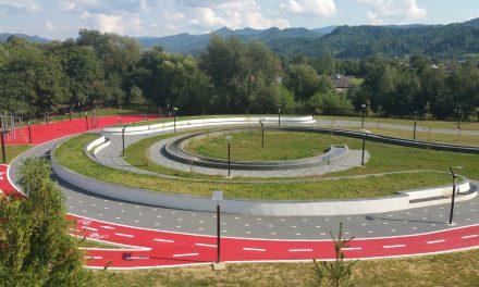 Informare de presă: Parcul din centrul comunei Prundu Bîrgăului a fost finalizat!
