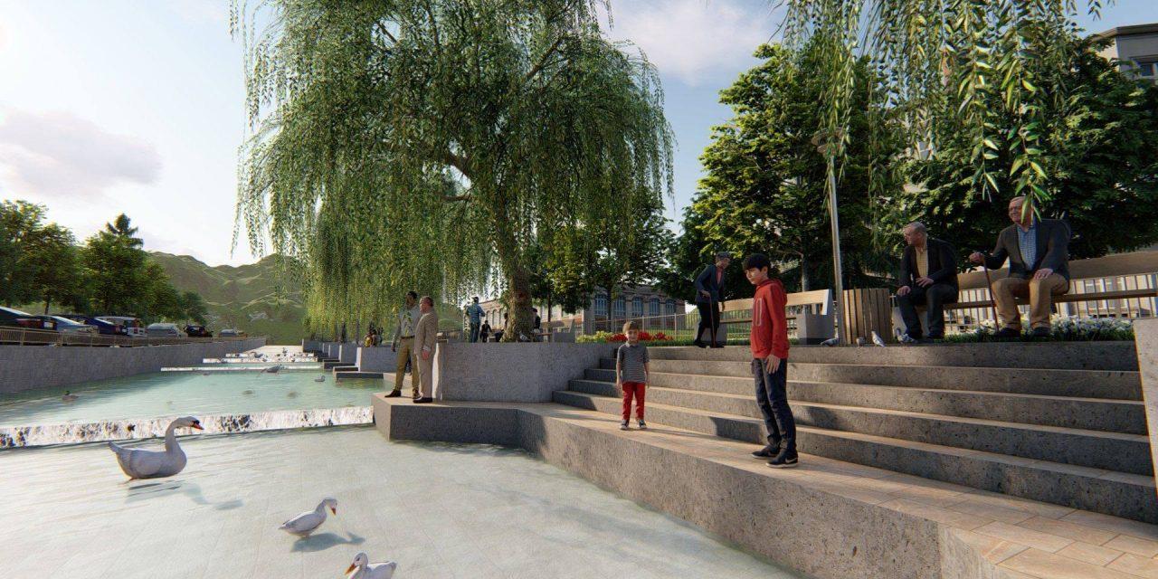 Proiectul pentru amenajarea râului Secu a fost semnat!