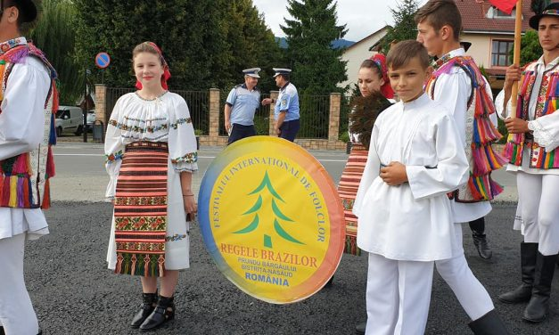 Festivalul Internațional de Folclor Regele Brazilor