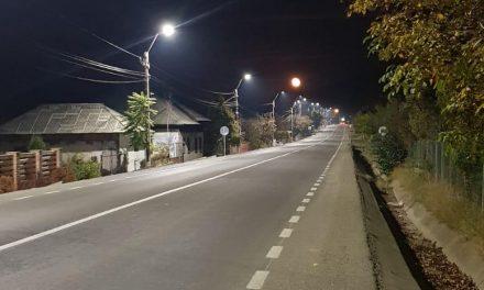 Modernizarea și extinderea iluminatului public