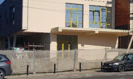 Lucrările de construire ale dispensarului medical din Prundu Bârgăului au ajuns la 70%!