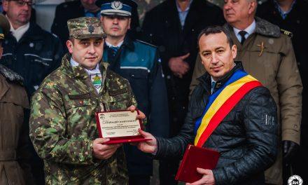 Mesaj la aniversarea a 25 de ani de la înființarea Batalionului 817 Artilerie Petru Rareș