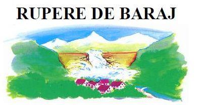 Măsuri de protecție în caz de rupere de baraj