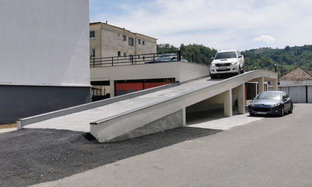 Parking-ul auto din zona blocurilor RAAL a fost finalizat!