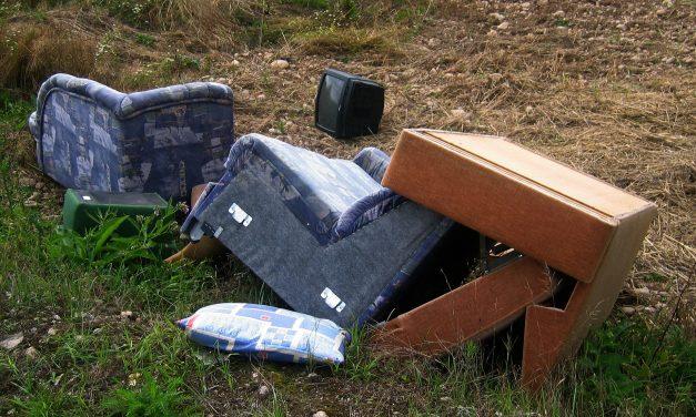 Anunț colectare deșeuri voluminoase