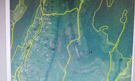 Se reiau lucrările de identifiare și cadastrare a terenurilor!